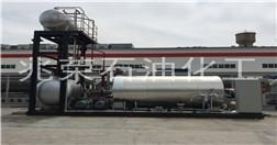 塔河油田撬装式导热油锅炉